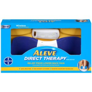 bayer aleve direct therapy tens device review