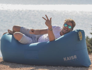 KAISR Original Inflatable Air Lounger
