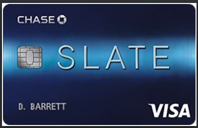 get the chase card