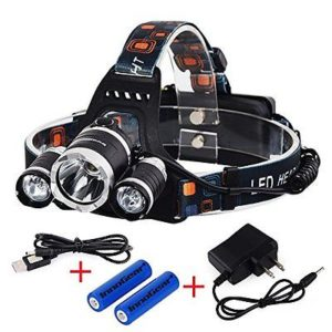 T2000 tactical headlamp