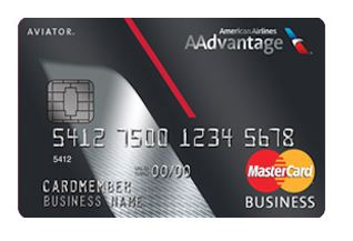 aviator business card login