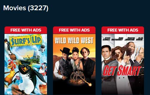 vudu watch movies