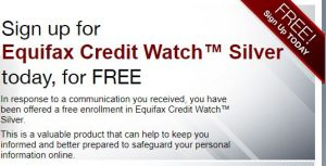 equifax credit watch silver