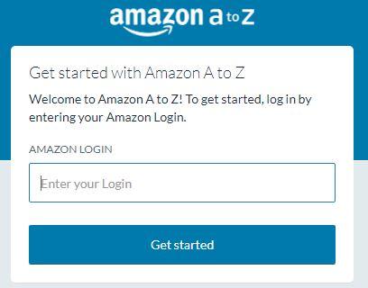 Atoz.amazon.work employee login