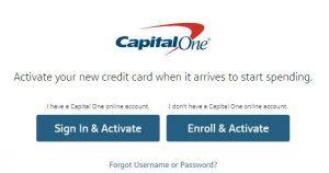 www.activate.capitalone.com activate card