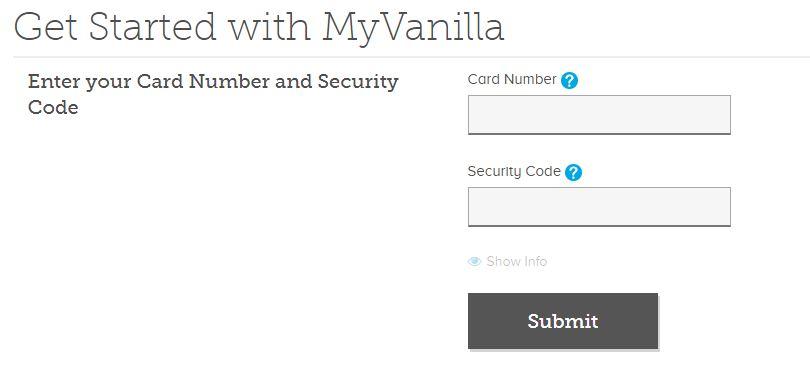 www.myvanillacard.com register