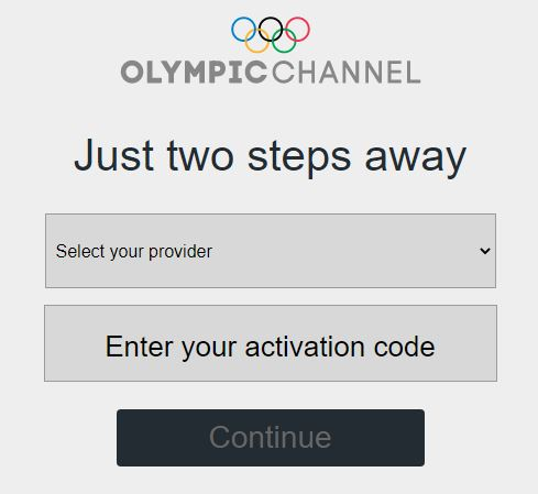 https://activate.olympicchannel.com