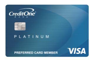 Credit one bank convenience checks