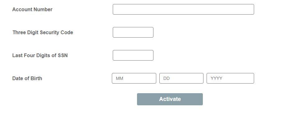www.techronadvantagecard.com/activate