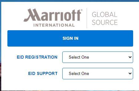 Mhub Marriott Employee Login